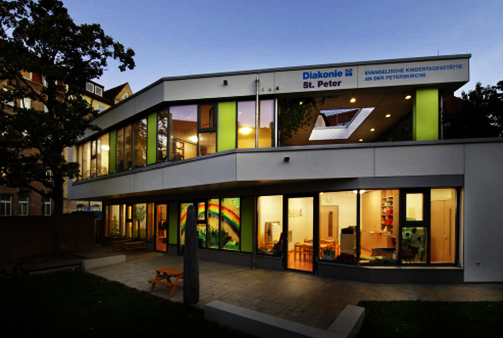 Elektro Wagner | Kindergarten Glockenhof